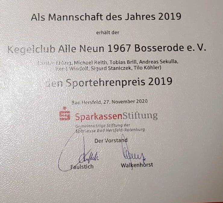 Sportehrentag des Landkreises Hersfeld-Rotenburg